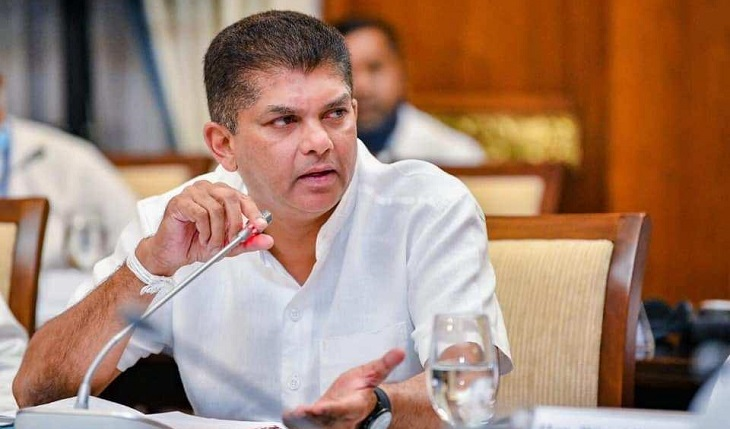 Sri Lanka prison minister quits after gun-toting claims