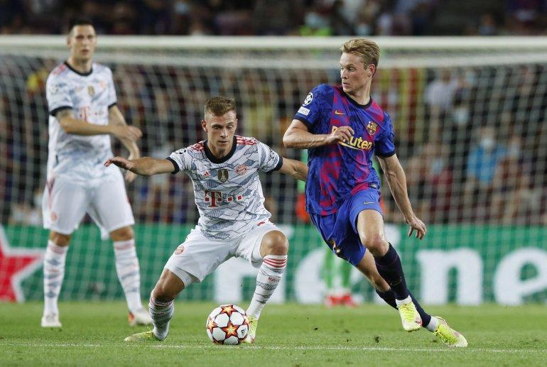Bayern Munich beat Barcelona 3-0 for 1st loss of post-Messi era