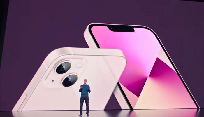 Apple unveiled at its big iPhone event