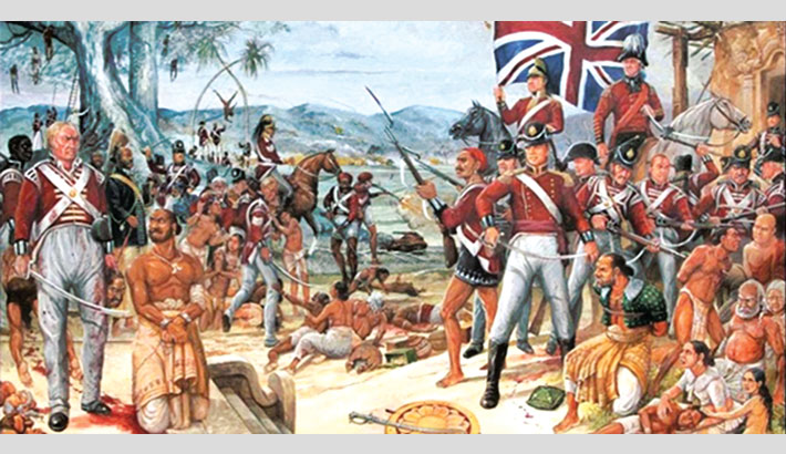 Colonial Representation: The Other Side of History