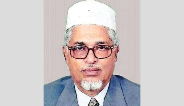 Ex-MP Fazlul Haq dies of dengue