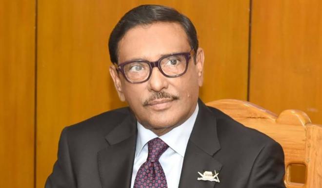 Making falsehood regularly becomes BNP'S habit: Quader