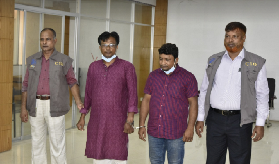 Chairman, MD of Astha Gateway arrested for cheating