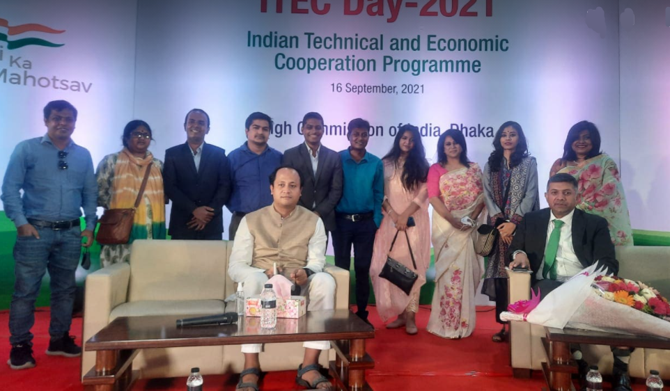 High Commission of India hosts ITEC Day reception