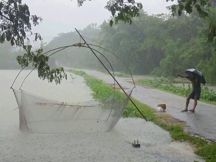 Met office forecasts rain, thundershowers in parts of country