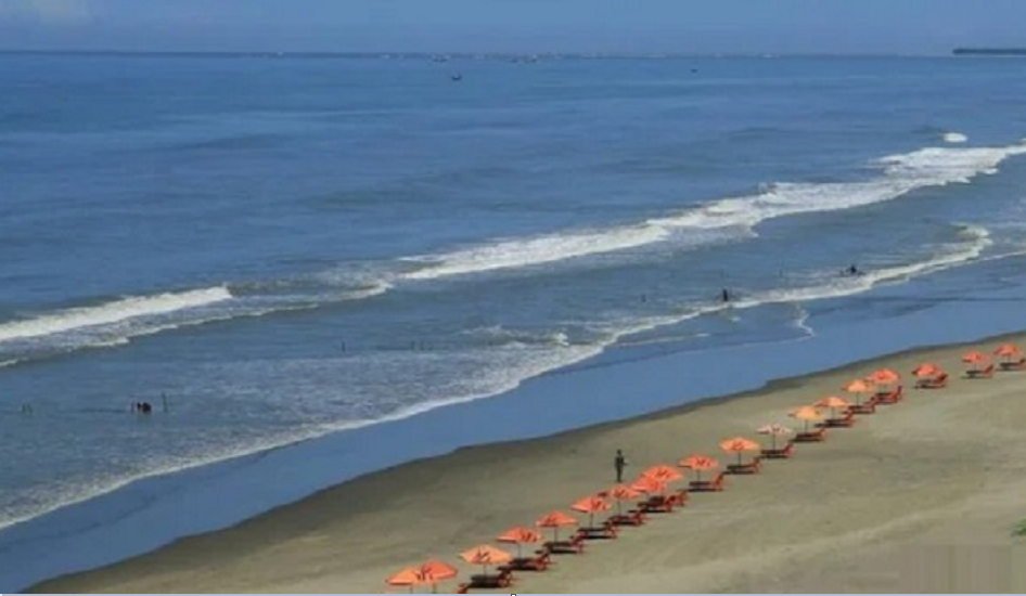 2 unidentified bodies wash ashore on Seagull Point in Cox's Bazar