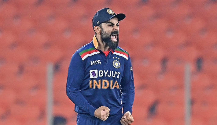 Kohli to quit as India's T20 captain after World Cup
