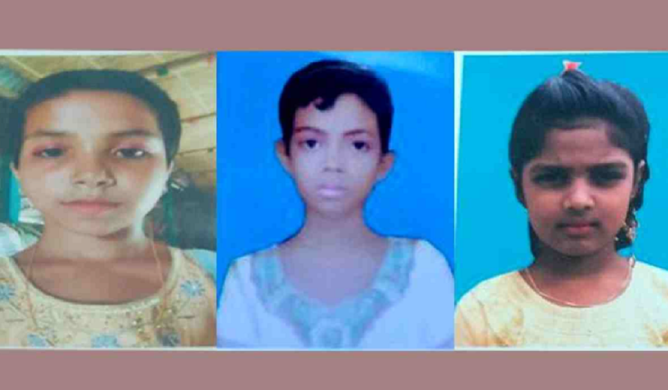 Missing 3 madrasa students rescued from Dhaka
