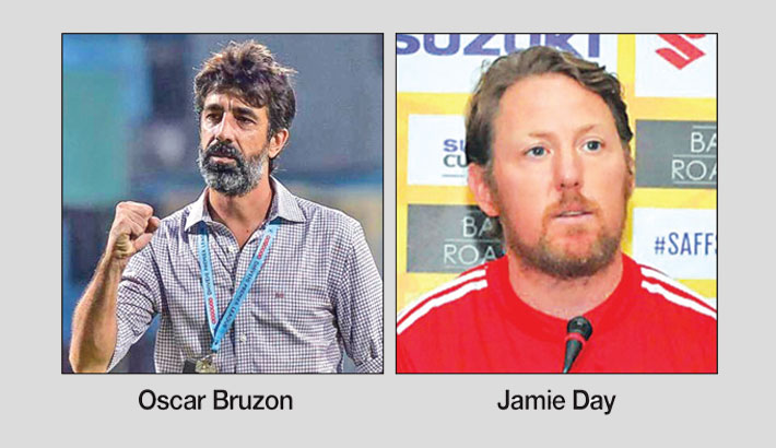 Kings' Bruzon replaces Jamie as Bangladesh head coach