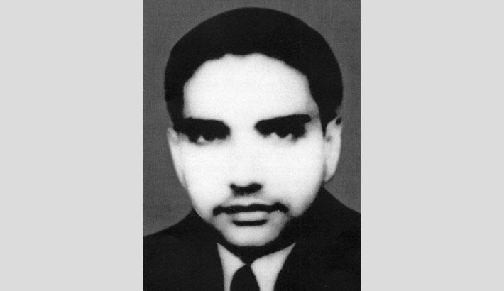 Shaheed Nazrul Islam's death anniv today