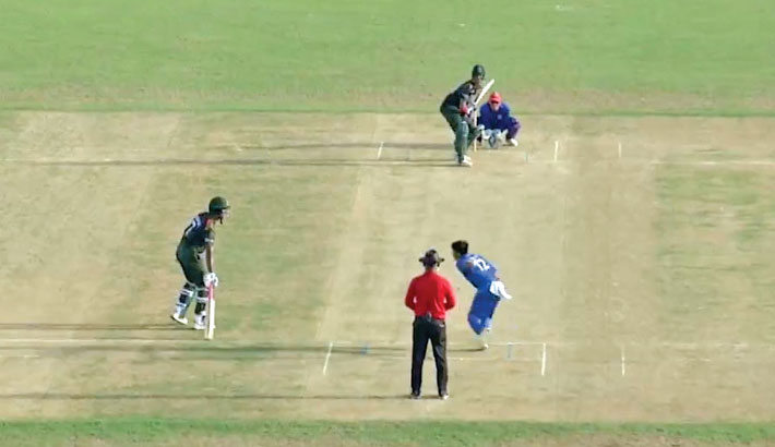 Jr Tigers suffer first defeat against Afghanistan