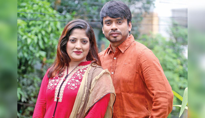 Homaira, Sumon pair up in a drama after 10 years