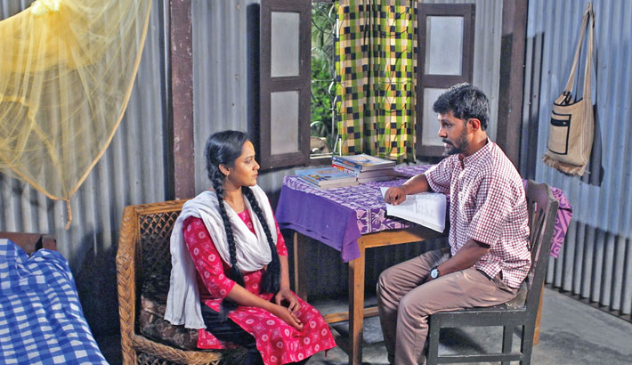 A single-episode drama 'Kothay Jabe' will be aired on BTV at 9:00pm today. Written by Rozina Nasrin Komol and produced by L Ruma Akhter, the play stars Tofa Hasan, Rimi Karim, Jahangir Amam, Ainun Nahar Putul and others.