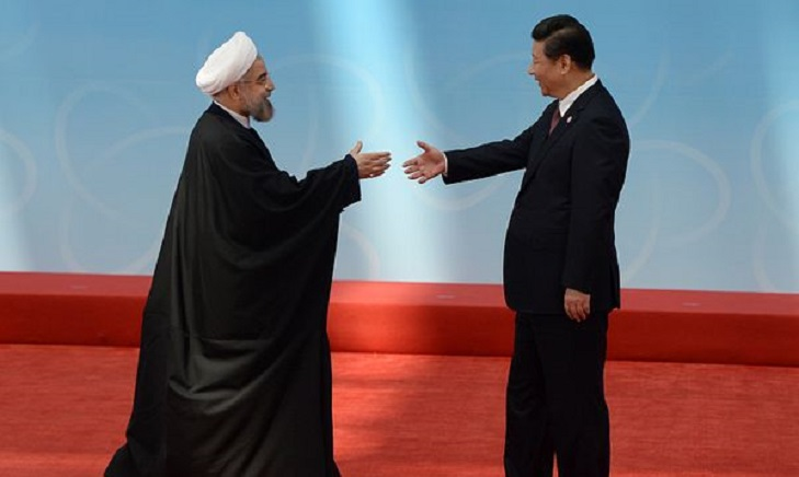Iran looks east after China-led bloc OKs entry