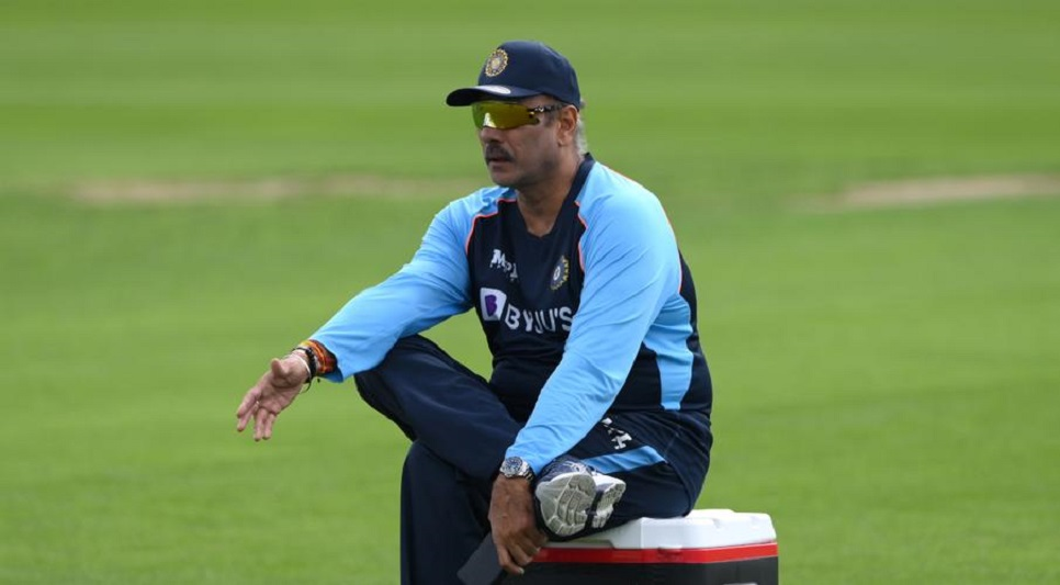 Ravi Shastri hints stepping down as India head coach after T20 World Cup