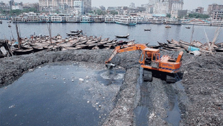 20-year masterplan to revive Dhaka's rivers in the works