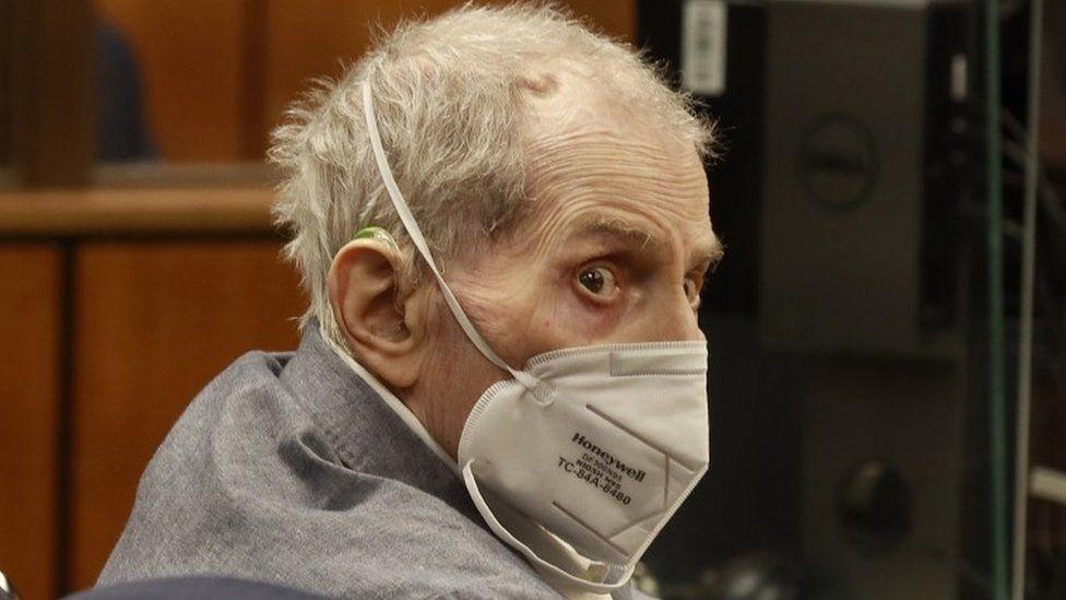 US millionaire Robert Durst found guilty of murder