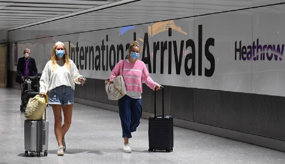 England overhauls Covid-19 travel rules