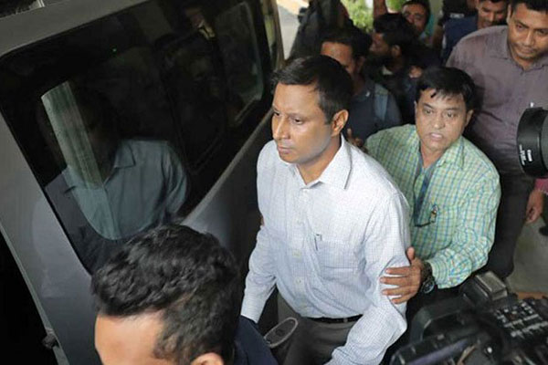 Money laundering: Sylhet DIG (Prison) Partha Gopal lands in jail