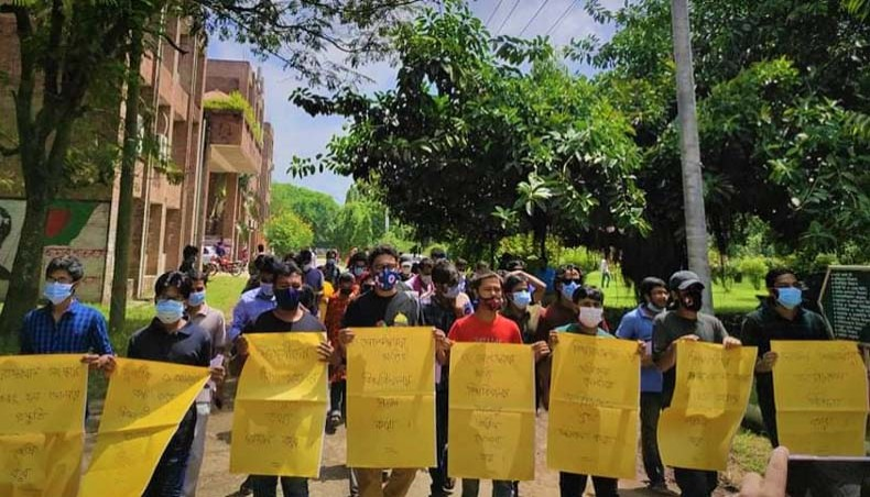 RU students demand reopening of dormitories by Sept 30