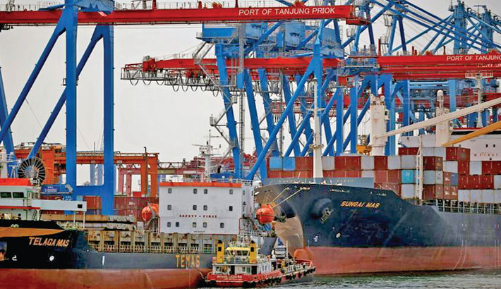 Indonesia's trade surplus hits record high