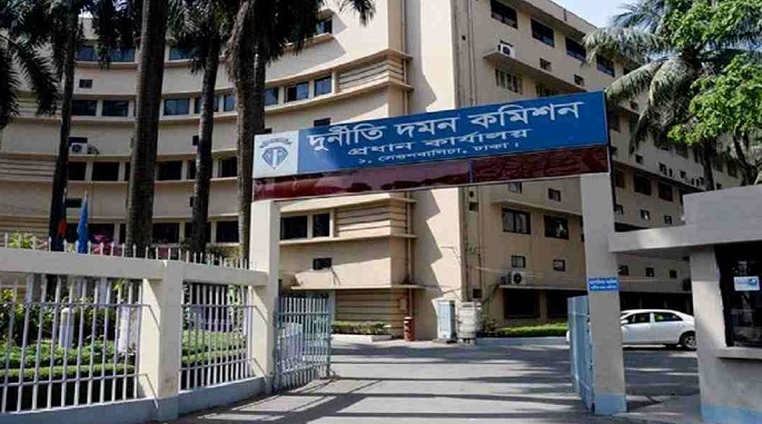 ACC asks a Gazipur district register to submit wealth statement