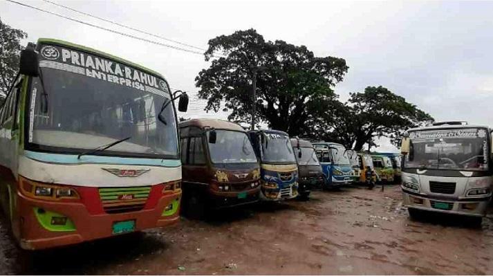 Transport workers withdraw indefinite strike in Sunamganj