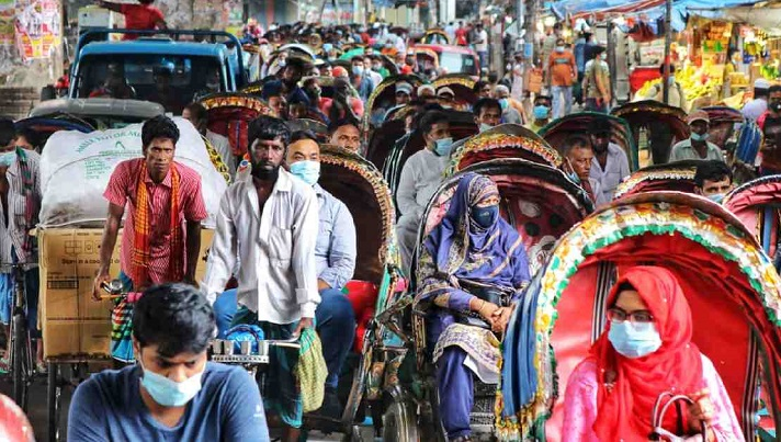 Bangladesh reports lowest Covid-19 positivity rate in seven months