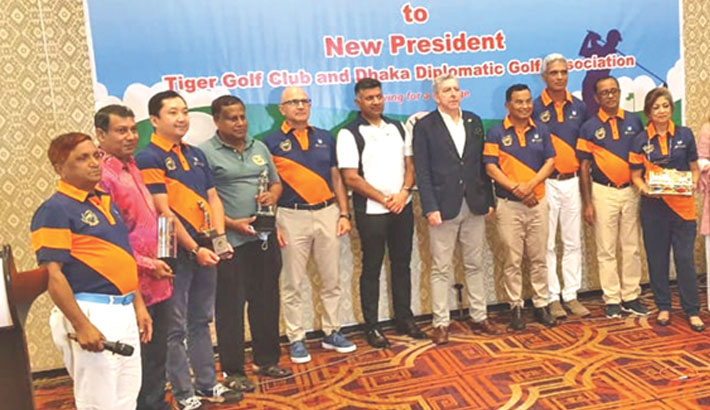 TGC, DDGA welcome new presidents