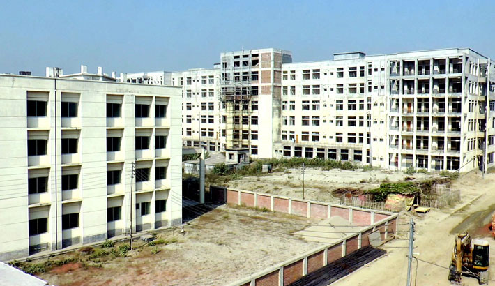 Kushtia Medical College project faces 9-yr delay