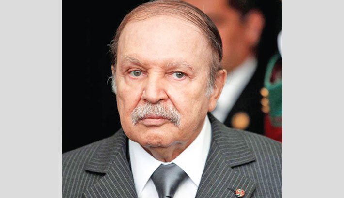 Former Algerian president Abdelaziz Bouteflika dies