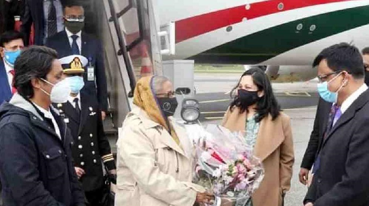 PM leaves Finland en route to New York to attend UNGA