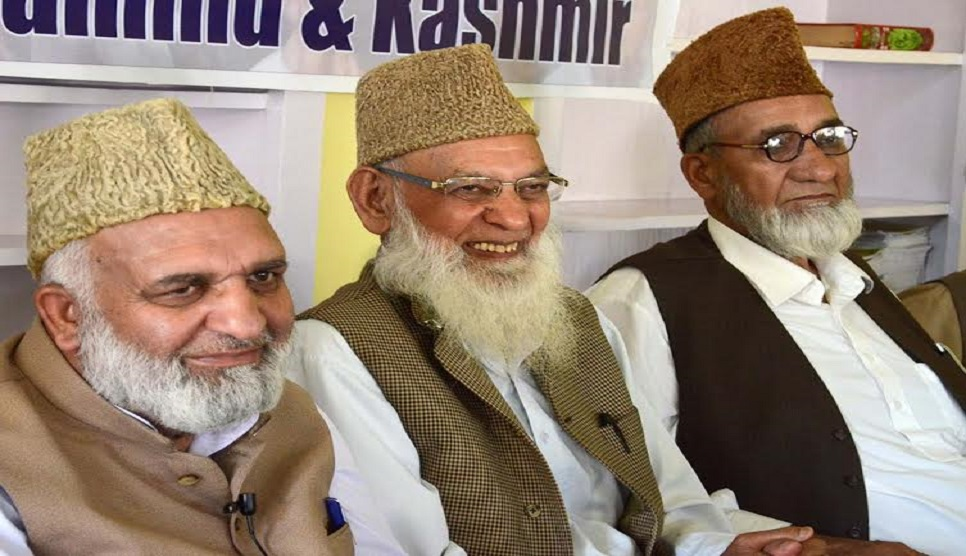 Jamaat E Islami Kashmir, Their Communal Supporters Of Pakistan Are The Source Of The Conflict