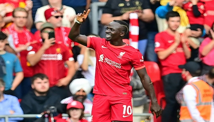Mane reaches century as Liverpool top Premier League, Arsenal ease Arteta pressure