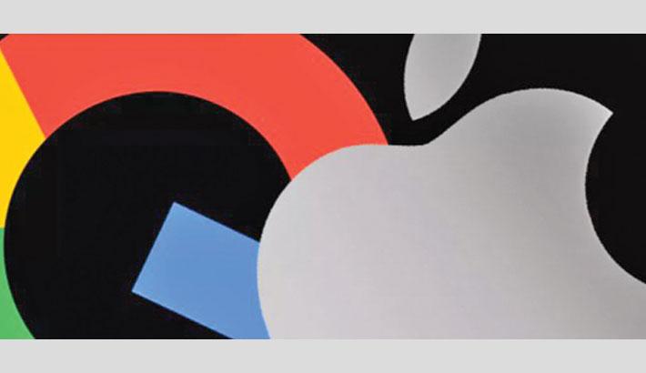 Apple, Google under pressure