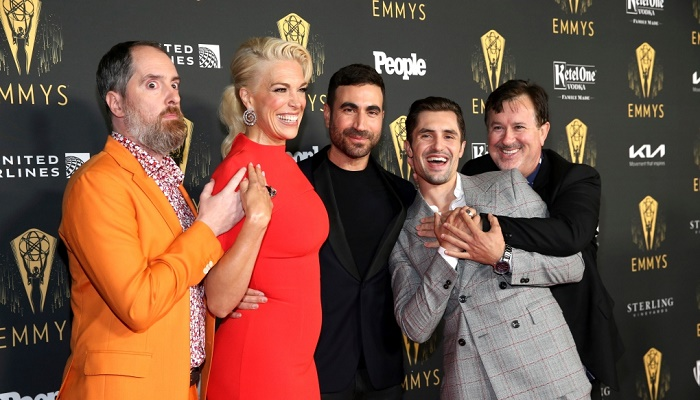 'The Crown,' 'Ted Lasso,' top Emmy Awards