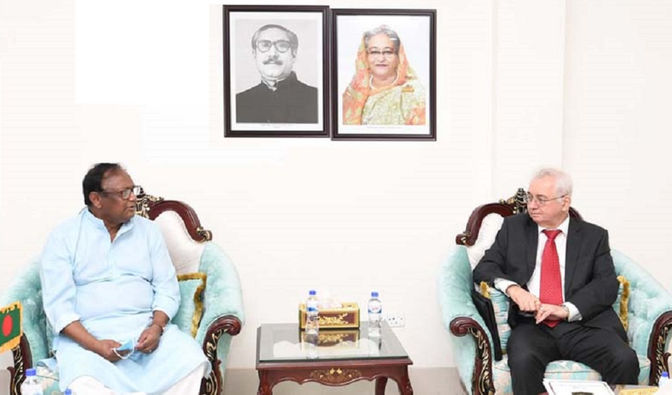 Tipu seeks Russian support for ensuring direct export there