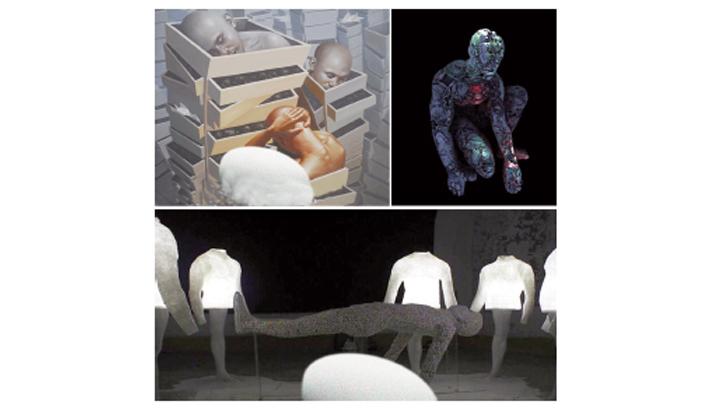 Art exhibition 'Magical Fantasy' underway at EMK Centre