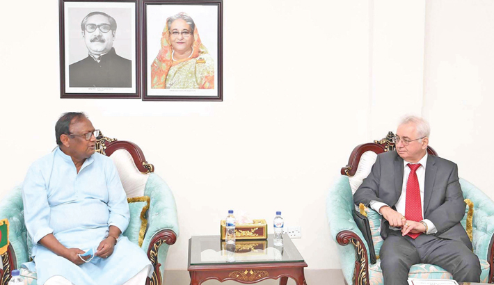 Tipu Munshi seeks Russian help for direct exports