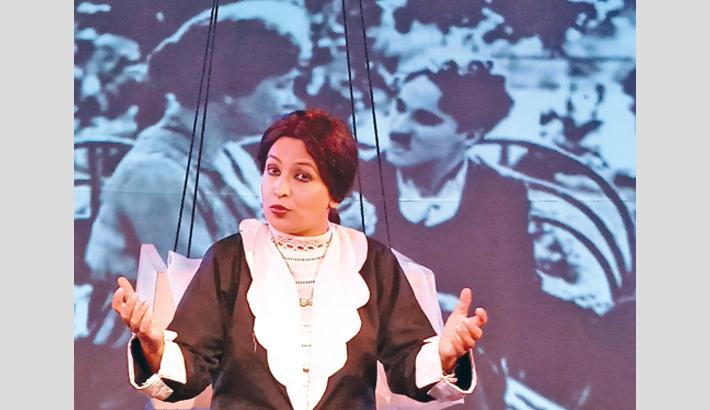 'Helen Keller' in int'l drama fest