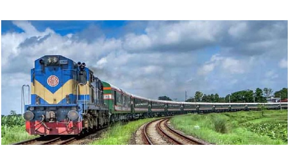 Rail communication of Dhaka with other parts restored after 7 hours