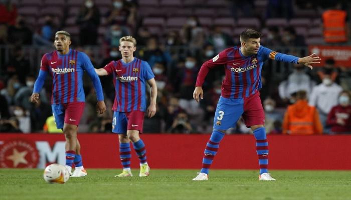 Barca held at home by Granada as pressure cranks up on Koeman