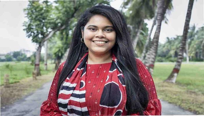 For Moner School, Bangladesh's Faizah wins Global Goals Changemaker Award