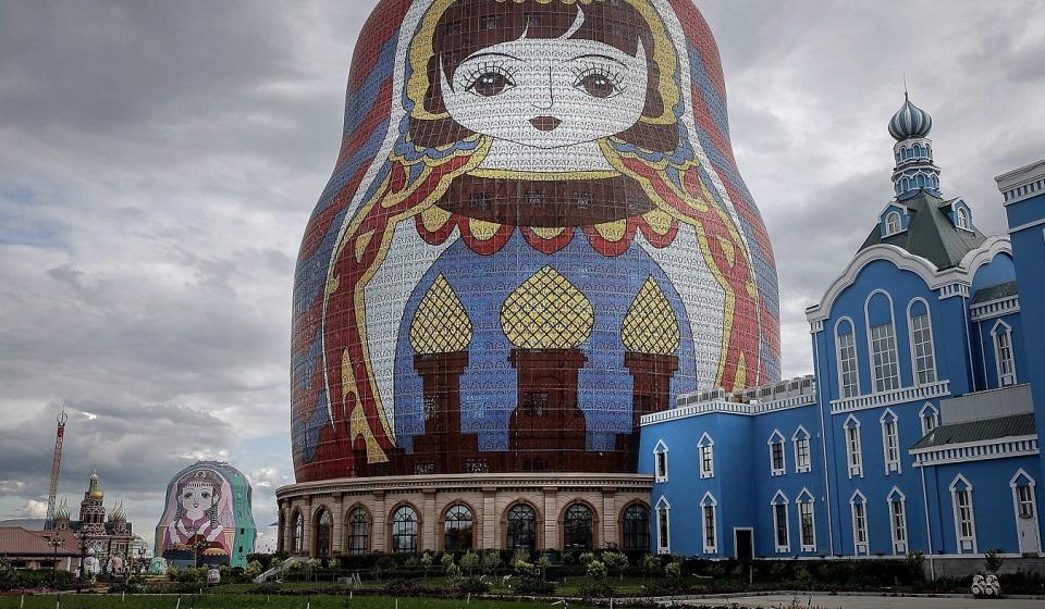 'Ugliest building' competition spotlights China's latest bizarre architecture