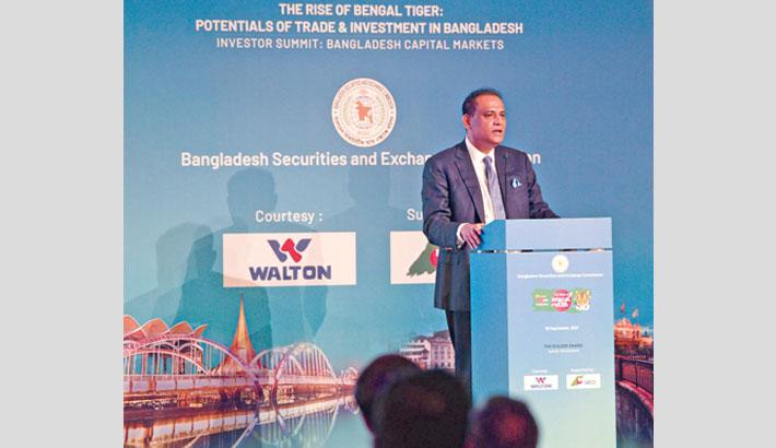 Capital mkt to be major source of financing