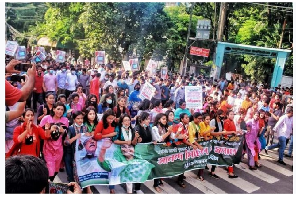 BCL holds joy rally congratulating PM