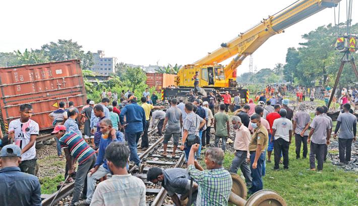 Dhaka-Ctg rail links restored after 7 hrs