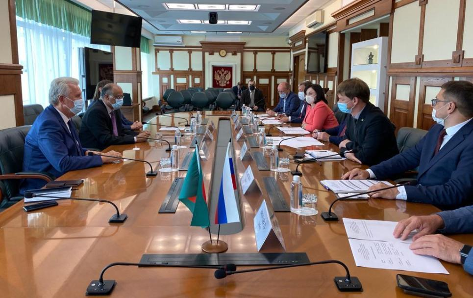 Bangladesh envoy to Russia had talks Primorsky Territory Governor on export of skilled manpower