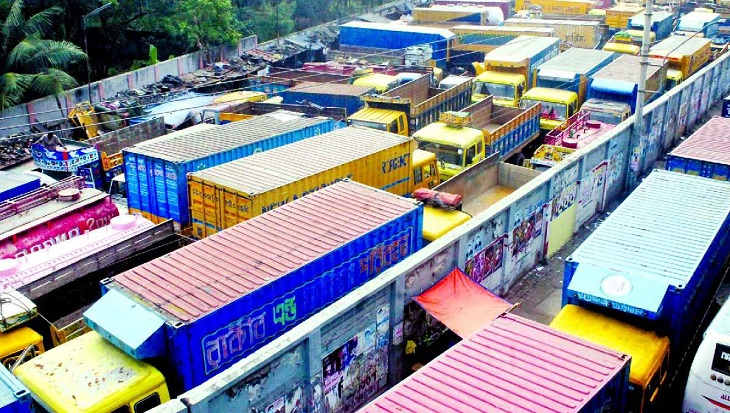 Truck, covered van owners and workers' strike withdrawn