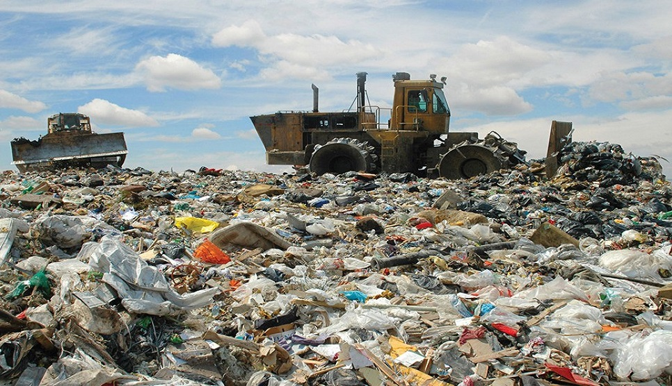 No landfill for waste disposal in Gazipur